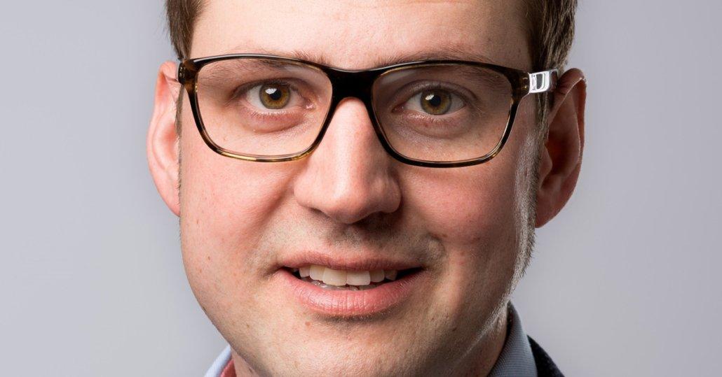 Gesicht von Christoph Kauz